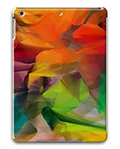 iPad Air Cases & Covers -Colorful Petals Custom PC Hard Case Cover for iPad Air