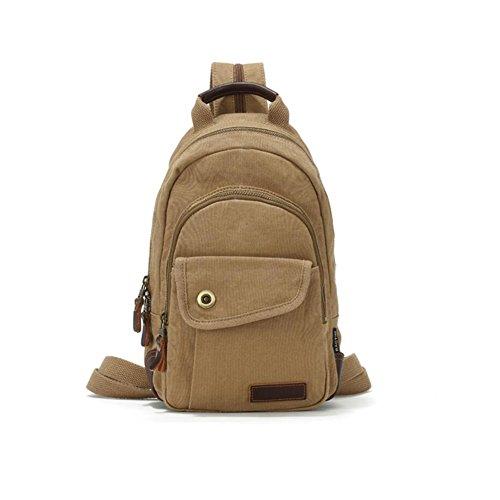 HQ Männer Brust Pack Sling Bag Diagonal Tasche Rucksack Gürteltasche Outdoor Sports Reisetasche Reittasche Run Frauen Tasche
