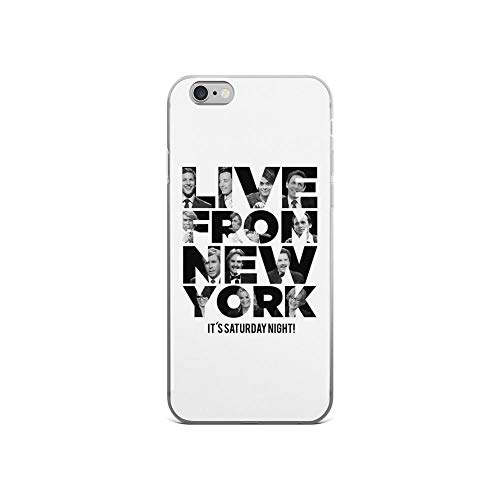 iPhone 6/6s Pure Clear Case Cases Cover Live from New York, It's Saturday Night - Saturday Night Live