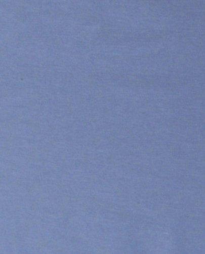 Allman Cervical Pillow Cover (Light Blue)