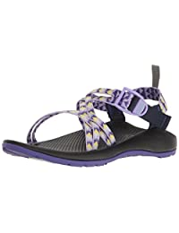 Chaco ZX1 Ecotread Sandal, Pyramid Orchid, 13 M US Little Kid