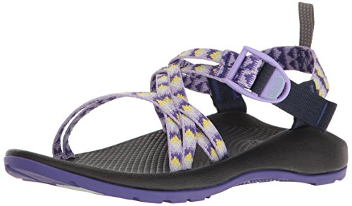 Chaco ZX1 Ecotread Sandal, Pyramid Orchid, 3 M US Little Kid]()