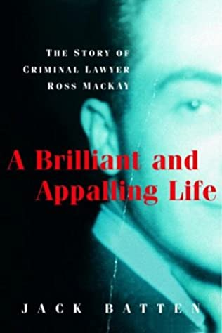 book cover of A Brilliant and Appalling Life