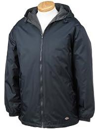Men's Fleece-Lined Hooded Jacket