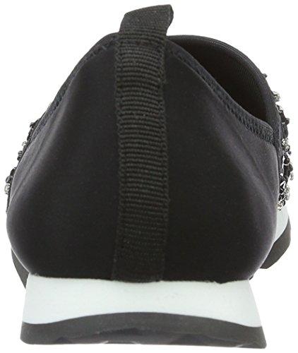 Aldo Baskets 98 black Basses Cerisa Femme Noir rr5FwU