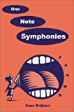 One Note Symphonies, Sean Brijbasi, 0595176364