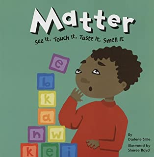 Amazon.com: Touch It!: Materials, Matter and You (Primary Physical ...