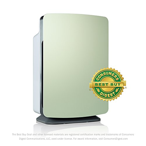 Alen BS-FRESHPLUS-SFM BreatheSmart HEPA-FreshPlus Air Purifier Sea Foam Green