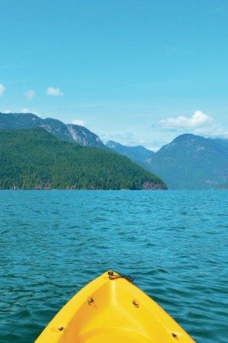 Journal: Kayak Love, British Columbia, 6x9, 150 Lined (Original Journals)