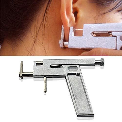 New Professional Steel Ear Nose Navel Body Piercing Gun 98pcs Studs Tool Kit Set by Toptree (Image #6)