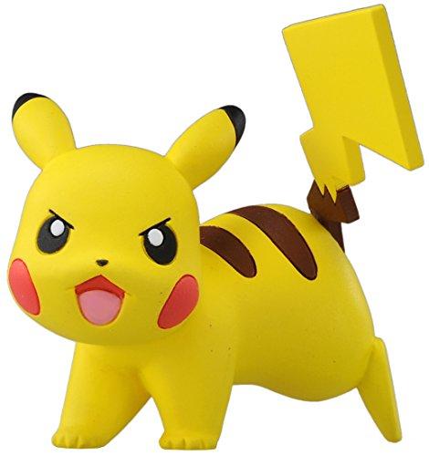 Takaratomy Pokemon X & Y Mc-0705,1cm Combat Pikachu Mini Figure