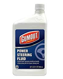 Gumout (GM31PSP6-6PK) Power Steering Fluid - 32 oz., (Pack of 6)