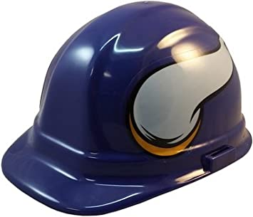 Image Unavailable. Image not available for. Color  NFL Minnesota Vikings Hard  Hats ... 094a48f8c