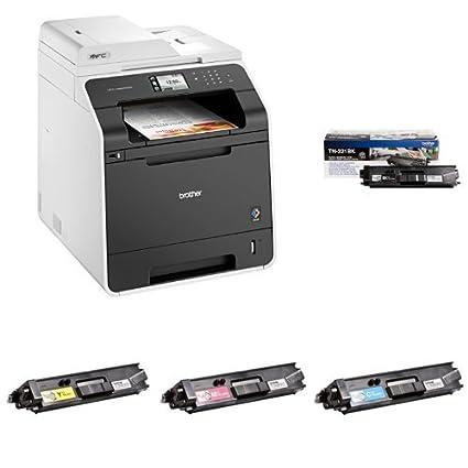 Brother MFC-L8650CDW - Impresora multifunción láser color + Pack ...