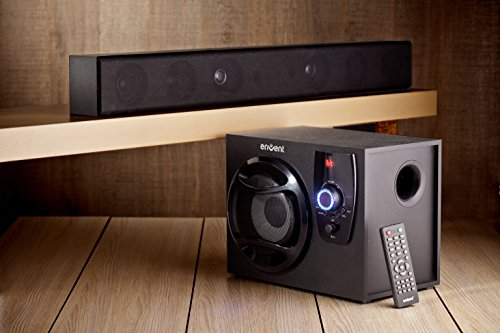 Envent TrueWood Soundbar with Woofer- Horizon 701