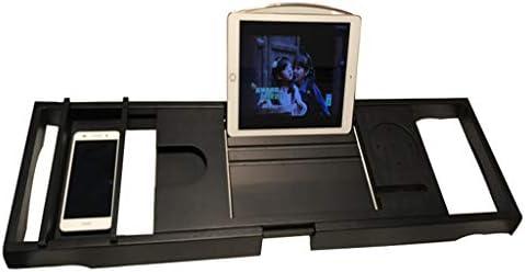 Badewanne regal multifunktions badewanne tablett rack teleskop
