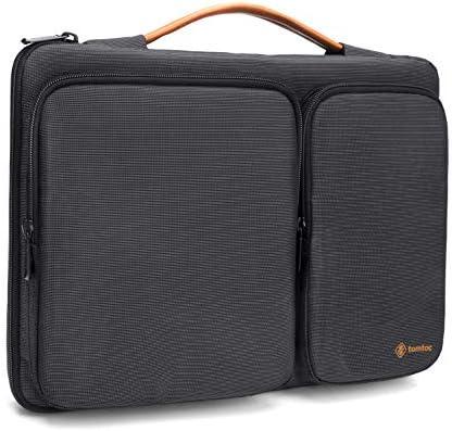 tomtoc Funda para portátil Compatible MacBook Air de 2018 de 13 Pulgadas con Pantalla Retina MacBook Pro de 13 Pulgadas | Surface Pro 6, Maletín para ...