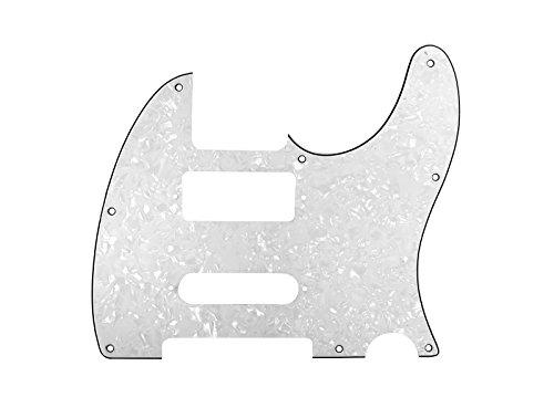 Style Pickguard Tele (920D CS 3 Ply Pickguard for Fender Tele Brent Mason Style CNC Precision Cut WP)