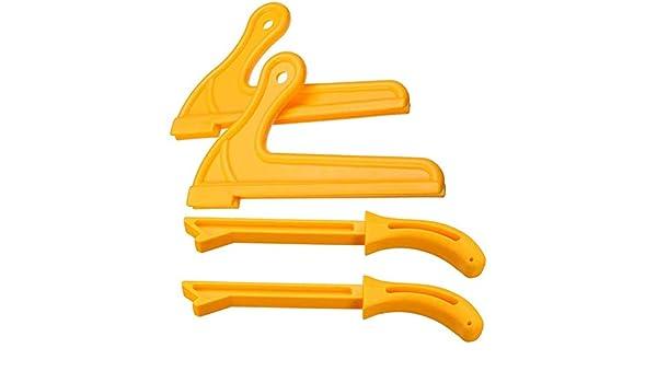 Binchil 4 Piezas T1 T2 Proteccion De Mano Juego De Varilla De ...