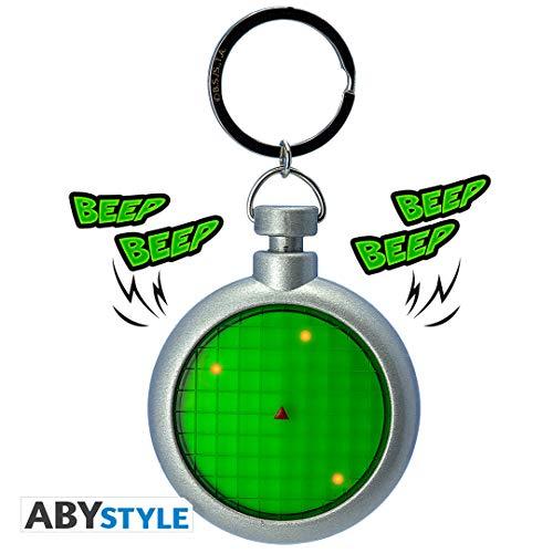 (Dragon Ball Z - Dragon Ball Radar Keychain)