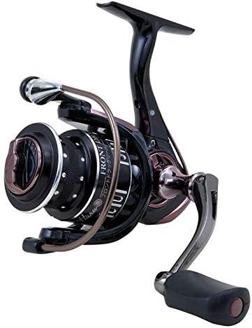 NOMURA Carretes de Pesca Haru Front Drag 3000 Spinning Boloñesa ...