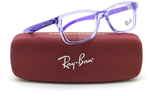 Ray-Ban RY1562 3688 Rectangle JUNIOR Prescription Eyeglasses RX - able, ()