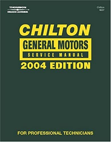 chilton general motors service manual annual edition chilton rh amazon com chilton service manual for outboard motors chilton service manual for outboard motors