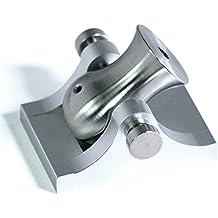 Mini Desktop Cannon Pocket Artillery - Silver w/ Stainless Hardware