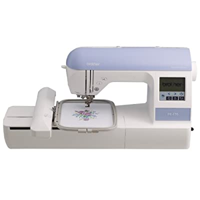 Brother 5x7 inch Embroidery-only machine with built-in memory by Brother