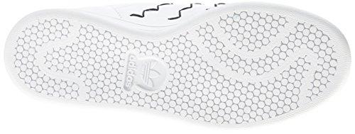 adidasStan Smith - Zapatillas Mujer Blanco - Weiß (Ftwr White/Ftwr White/Core Black)