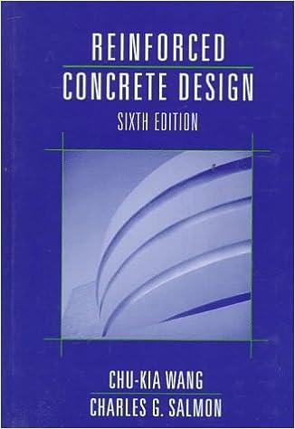 Reinforced concrete design chu kai wang charles g salmon reinforced concrete design 6th edition fandeluxe Choice Image