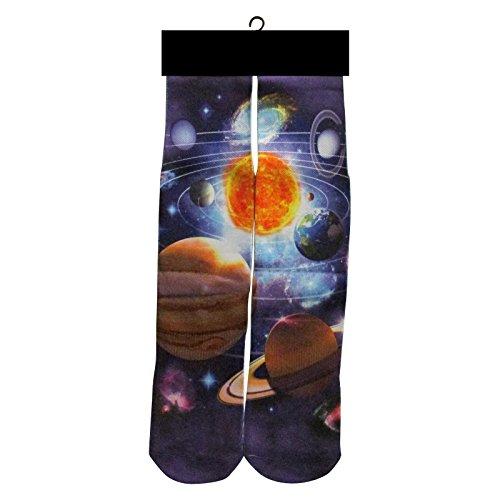 DJDesigns Custom 3D Printed Socks In Aesthetic Designs! (Solar Model)