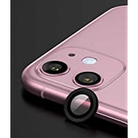 Apple iPhone 11 CL-02 Kamera Lens Koruyucu Siyah