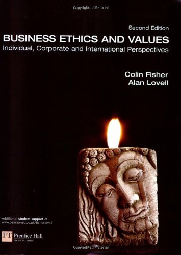 Business Ethics and Values (2nd Edition)