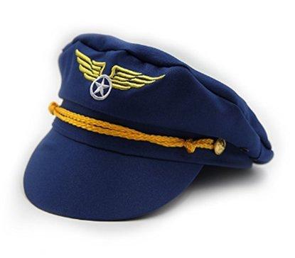 Pilot (Airline Pilot Hat)