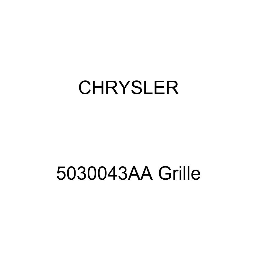 Genuine Chrysler 5030043AA Grille