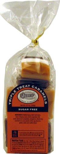 Judy's Candy Co. Sugar Free Triple Treat Caramels -