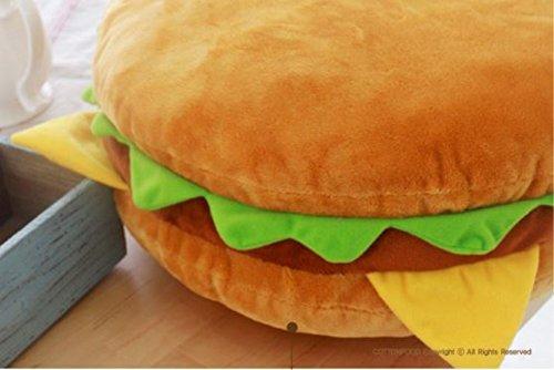 Hamburger Pillow | Food Plush 6
