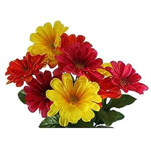 Dazzling Deals Bright Color Aster Floral Bush 45