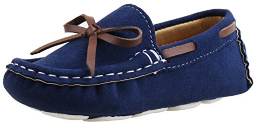 SKOEX Girls Suede Loafers Oxford product image
