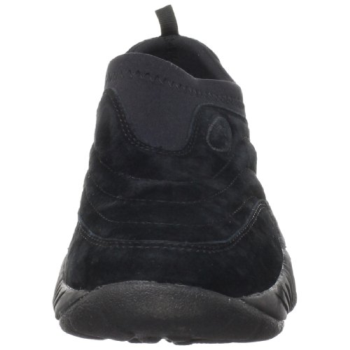 Washable Black Propet Walking Shoe M3850 Suede Men's Moc ExxwqZB