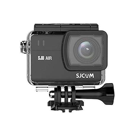 OVIO SJCAM SJ8 Pro/Plus/Air WiFi Sports Action Camera 2.33 inch Retina Ips Display   Full Set  Black  Action Cameras