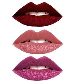 Dinair Liquid Matte Lipstick Kiss Tell Trio Set
