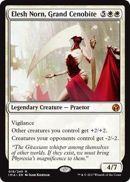 Elesh Norn, Grand Cenobite - Iconic Masters