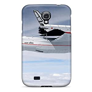 Cases Covers For Galaxy S4 Strong Protect Cases - Space Shuttle Design