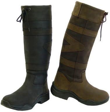Toggi Canyon Wide Leg Boots - Black