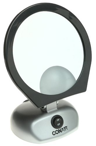 Lighted Travel Makeup Mirror 5x Saubhaya Makeup
