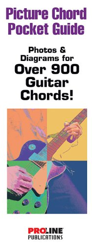 (Proline - Picture Chord Pocket Guide)