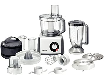 Food Processor Bosch Mcm64060 White Amazon Co Uk Kitchen Home