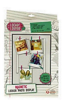 Locker Lounge Clothesline Photo Display, Assorted Colors by Locker Lounge (Image #2)